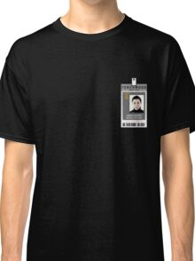 Torchwood Owen Harper ID Shirt Classic T-Shirt