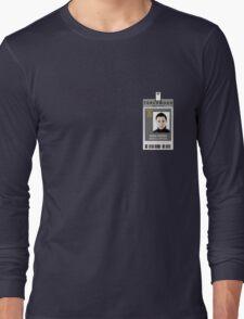 Torchwood Owen Harper ID Shirt Long Sleeve T-Shirt