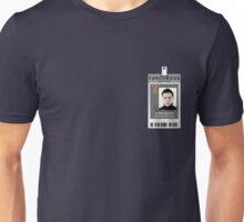 Torchwood Owen Harper ID Shirt Unisex T-Shirt