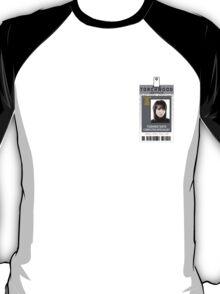 Torchwood Toshiko Sato ID Shirt T-Shirt
