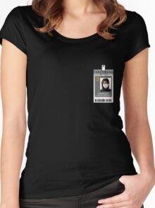 Torchwood Toshiko Sato ID Shirt Women's Fitted Scoop T-Shirt
