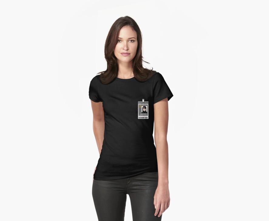 Torchwood Toshiko Sato ID Shirt by zorpzorp