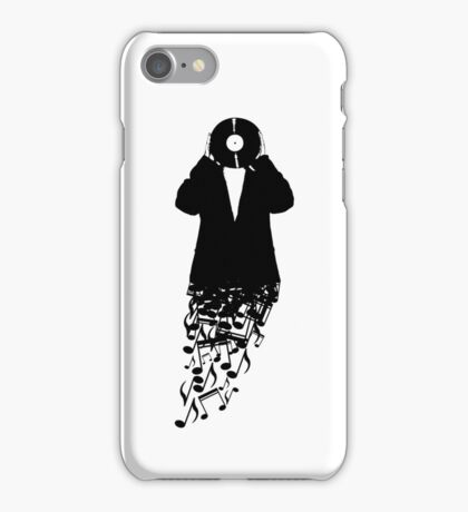 Musicman iPhone Case/Skin