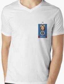 Fringe Division Olivia Dunham Mens V-Neck T-Shirt