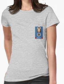Fringe Division Olivia Dunham Womens Fitted T-Shirt