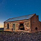 Eudunda Ruin in Pre Dawn Light by pablosvista2