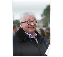 Christopher Biggins at the RHS Chelsea Flower show 2012 Poster
