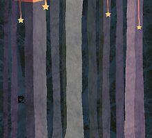 Forest Stars by JoJoCSZ