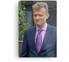 Hugh Dennis at the RHS Chelsea flower show 2012 Metal Print