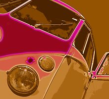 VW Split Screen Camper by Joe Stallard