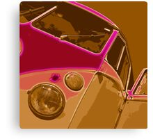 VW Split Screen Camper Canvas Print