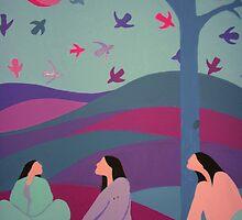 Spiritual World by Jamie Winter-Schira
