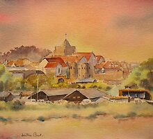 Rye East Sussex by Beatrice Cloake
