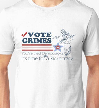 Rickocracy Unisex T-Shirt