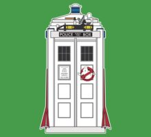 """The 'Busters have the phonebox..."" by SevenHundred"