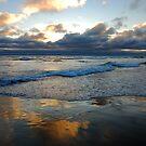 A Golden Reflection by Jennifer Hulbert-Hortman