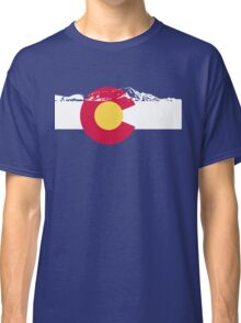 Colorado mountains Classic T-Shirt