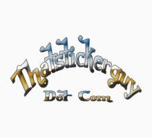 thatstickerguy dot com by Tony  Bazidlo