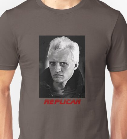 Roy Batty Replican Unisex T-Shirt