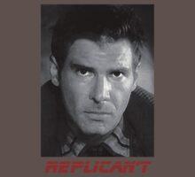 Rick Deckard Replican't by zorpzorp