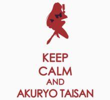 Keep Calm Sailor Mars Clothing 2 Kids Clothes