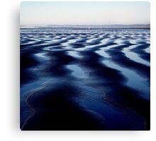 Ocean Shores, Washington - Digital Print Canvas Print
