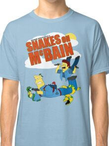 Snakes on McBAIN Classic T-Shirt