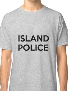 Island Police Classic T-Shirt