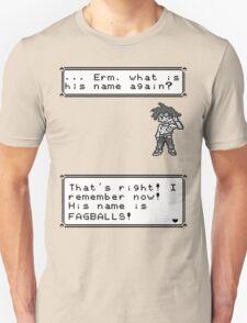 Gary Oak. T-Shirt