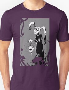 A white rabbits dream. T-Shirt