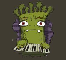 Broccoli Man by Mark Wilkie