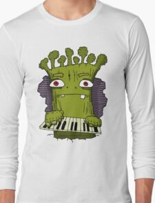 Broccoli Man Long Sleeve T-Shirt