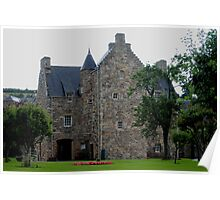 Mary, Queen of Scots House, Jedburgh, Scotland Poster