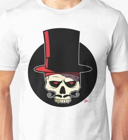 Stache Skull Unisex T-Shirt