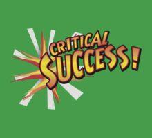 Critical Success Kids Clothes