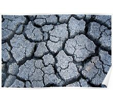 Texture Rock Poster