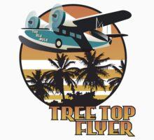 Tree Top Flyer Orange by Steve G