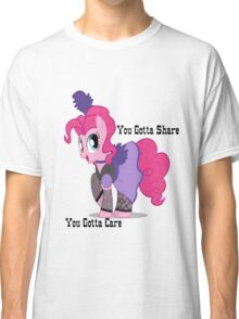 Sharing is Caring Classic T-Shirt