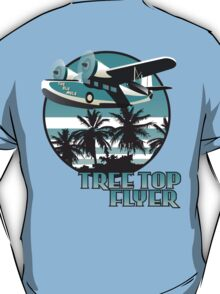 Tree Top Flyer Blue T-Shirt
