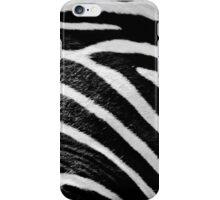 Iphone case - Zebra Print iPhone Case/Skin