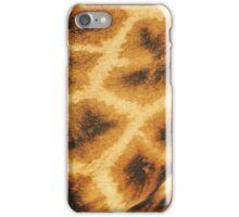 Iphone case - Giraffe Print iPhone Case/Skin