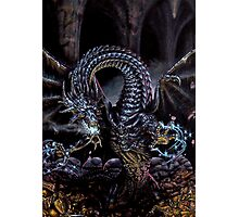 Night Dragon Photographic Print