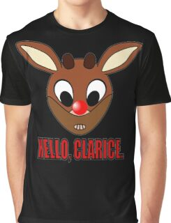 Red Nosed Cannibal  Graphic T-Shirt