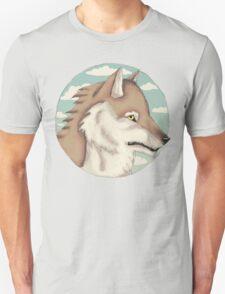 Blue Sky Wolf T-Shirt