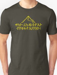 What Have I Got In My Pocket? - Angerthas Unisex T-Shirt