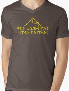 What Have I Got In My Pocket? - Angerthas Mens V-Neck T-Shirt