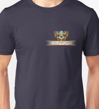 Support Badge Unisex T-Shirt