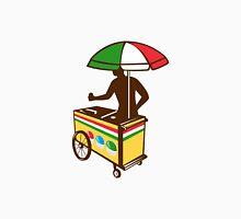 Italian Ice Push Cart Retro Unisex T-Shirt