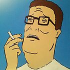 Hank Hill by Yaz Alcantara