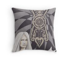 The Right Direction Throw Pillow